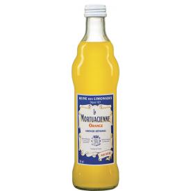 Gazuotas gaivusis gėrimas LA MORTUACIENNE,apelsinų skonio, 330 ml