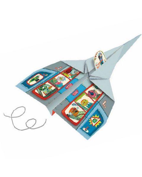 Origami DJECO Lėktuvai 7-12 metų vaikams (DJ08760) 3