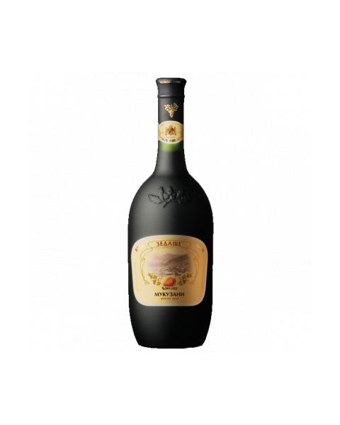 Raudonas vynas Zedashe Mukuzani Valley 12%, 750ml