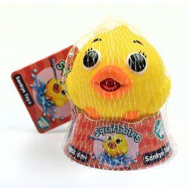 """Vonios žaisliukas """"Squirbbles"""" Geltonas ančiukas, 1 vnt"""