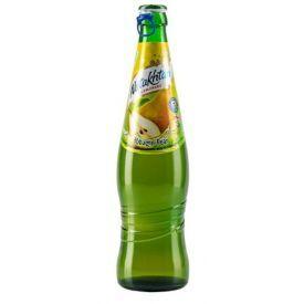 Gazuotas gaivusis gėrimas NATAKHTARI Pear kriaušių skonis, 500ml