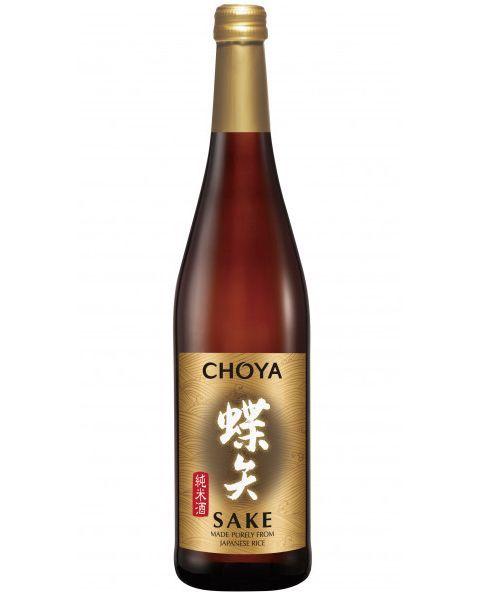Japoniškas ryžių vynas CHOYA Sake 14,5%, 750ml