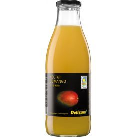Ekologiškas mangų nektaras DELIZUM, 750ml