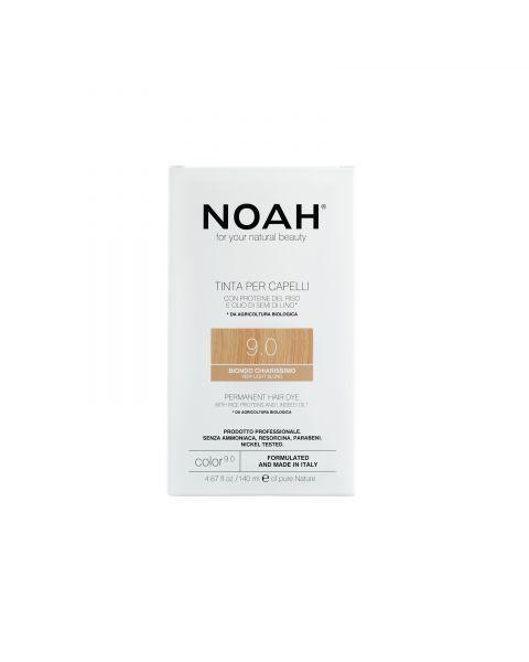 Plaukų dažai NOAH 9.0 labai šviesi blondinė, 140 ml