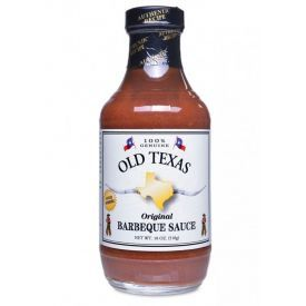 Originalus BBQ padažas OLD TEXAS, 455ml