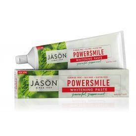 Balinamoji dantų pasta JASON PowerSmile su pipirmėtėmis, 170 g