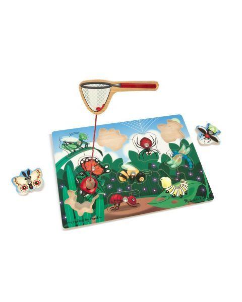 """Magnetinis medinis žaidimas MELISSA & DOUG """"Bug-Catching"""", 1 vnt. 2"""