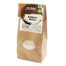 Ekologiški baltieji Basmati ryžiai DU MEDU, 500g