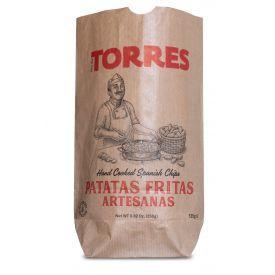 Bulvių traškučiai TORRES ARTESANAS, 125g
