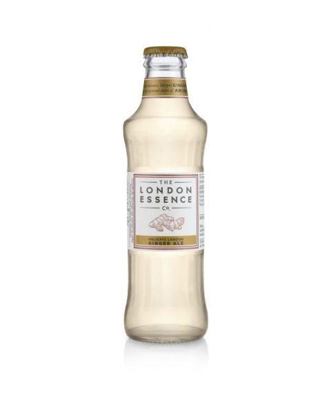 Gazuotas gaivusis gėrimas THE LONDON ESSENCE Ginger Ale, 200 ml