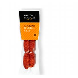 Kepamosios dešrelės Chorizo BBQ, aštrios, MARTINEZ SOMALO, 375g