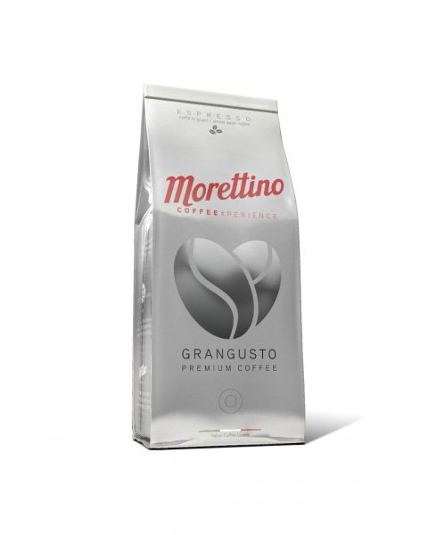 Kavos pupelės MORETTINO Premium Grangusto, 1 kg