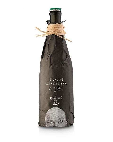 """Loxarel """"A Pel Ancestral"""" putojantis, baltas vynas 12,5% alk.tūrio tūrio 0,75L"""