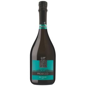 Baltasis putojantis sausas vynas Corte Delle Calli Prosecco Brut 11%, 750 ml