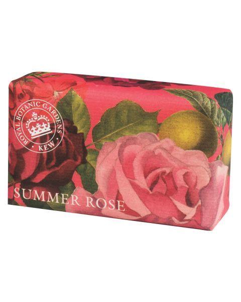 Muilas ENGLISH SOAP Kew Gardens Summer Rose, 240 g