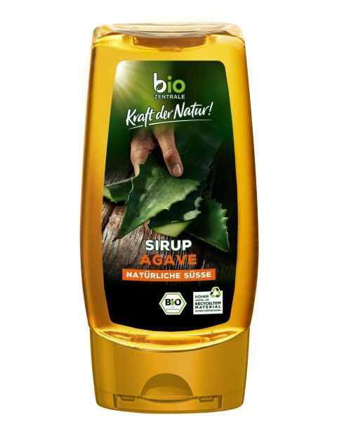 Ekologiškas agavų sirupas BIOZENTRALE, 350g