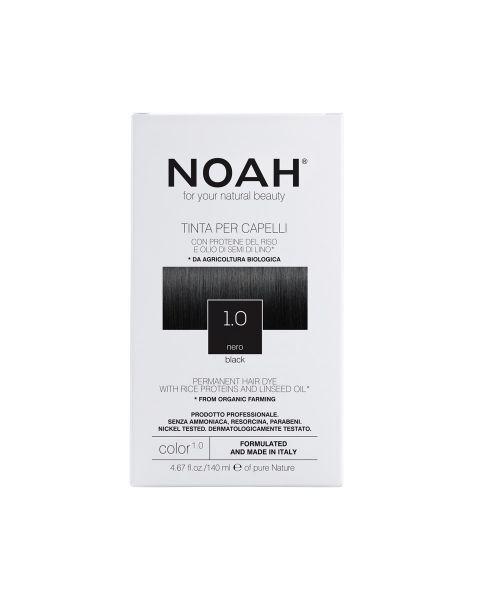 Plaukų dažai NOAH 1.0 juoda, 140 ml
