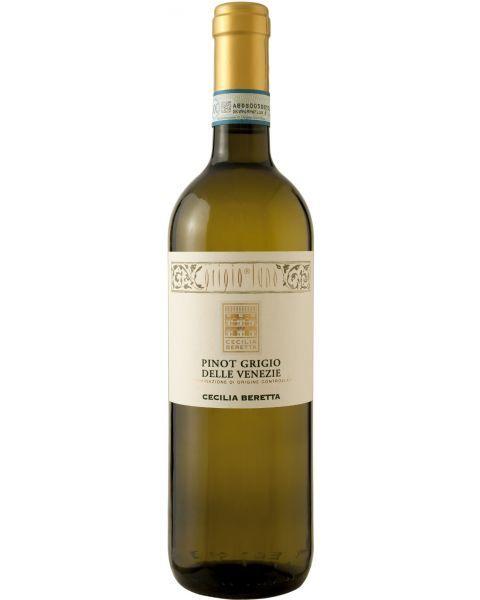 Baltas sausas vynas Cecilia Beretta Pinot Grigio 12%, 750 ml