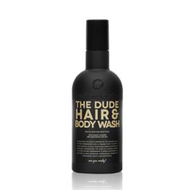 Odą tausojantis kūno ir plaukų šampūnas vyrams WATERCLOUDS The Dude, 250 ml