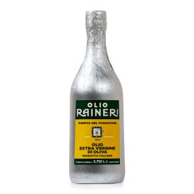 "Senovinis ypač tyras alyvuogių aliejus RAINERI ""Riserva del Fondatore"", nefiltruotas, 750 ml"