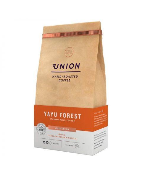 """Kavos pupelės UNION """"Yayu Forest"""", 200g"""
