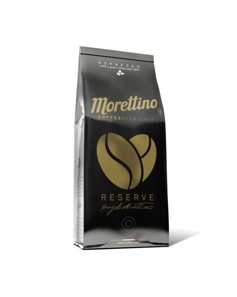 Kavos pupelės MORETTINO Premium Reserve, 1 kg