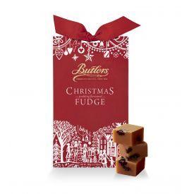 Minkšta karamelė BUTLERS Christmas Fudge, 200g
