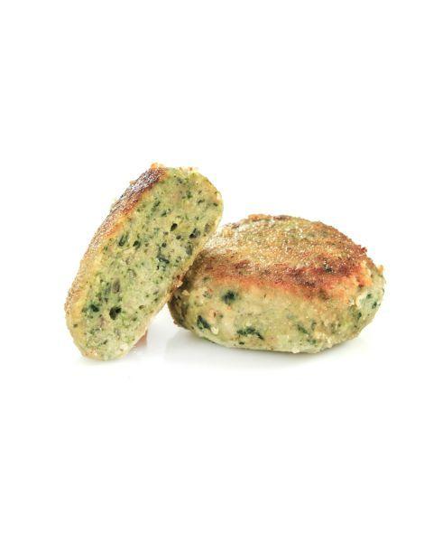 Šaldytas šamo plėšiko kotletai su brokoliais ŽUVIES PAŠTAS, 4 vnt 2