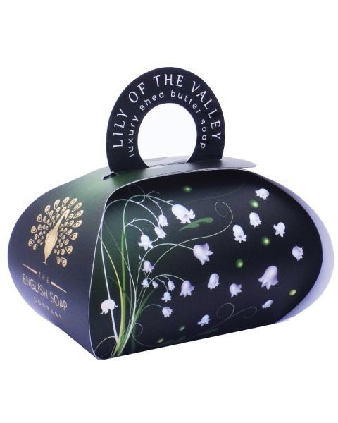 Muilas dovanoms ENGLISH SOAP, Lily of the Valley, 260 g
