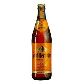 ŠVIESUS KVIETINIS ALUS Schofferhofer Hefe Weizen 0,5L but. 5%