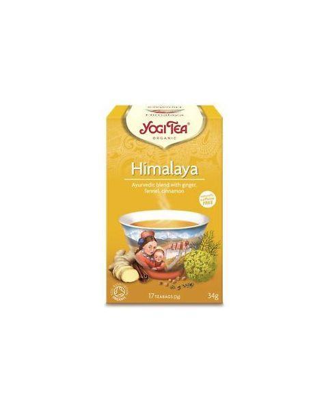 YOGI TEA Himalajų ekologiška ajurvedinė arbata, 34g