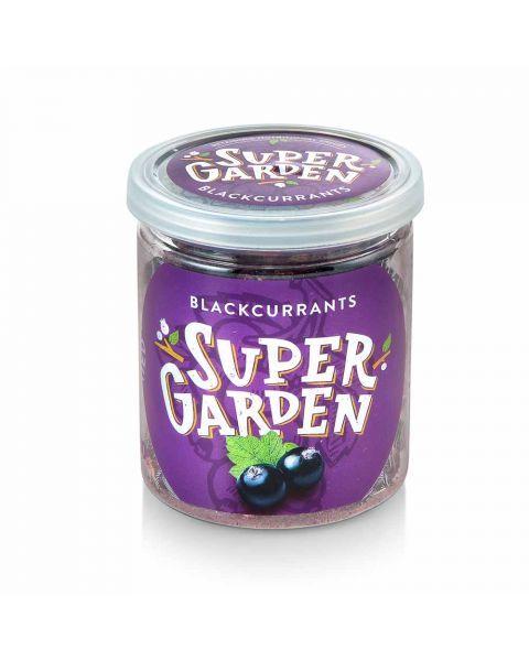 Liofilizuoti juodieji serbentai SUPER GARDEN, 30g 2