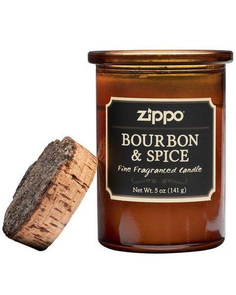 """Aromatinė žvakė ZIPPO """"Buorbon & Spice"""", 1 vnt. 2"""