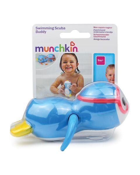 Žaislas-plaukiojantis pingviniukas MUNCHKIN nuo 9 mėn., 1 vnt. 3
