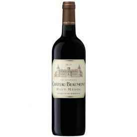 Raudonas sausas vynas CHATEAU BEAUMONT Haut-Medoc 14%, 750ml