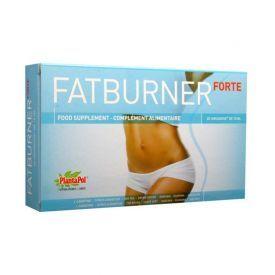 Maisto papildas lieknėjimui PLANTAPOL Fat Burner Forte, 20x10 ml