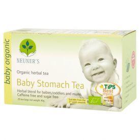 Ekologiška arbata kūdkio pilvuko komfortui NEUNER'S, 20 pak., 40 g
