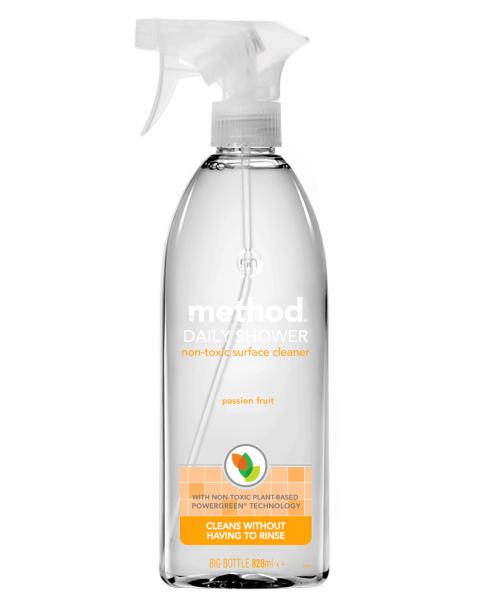 Kasdienis netoksiškas dušo valiklis METHOD, pasiflorų aromato, 828 ml