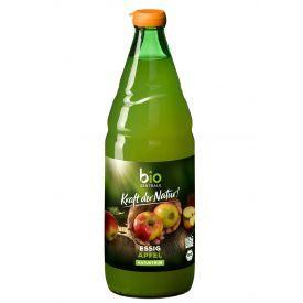 Ekologiškas nefiltruotas obuolių actas BIOZENTRALE, 750 ml