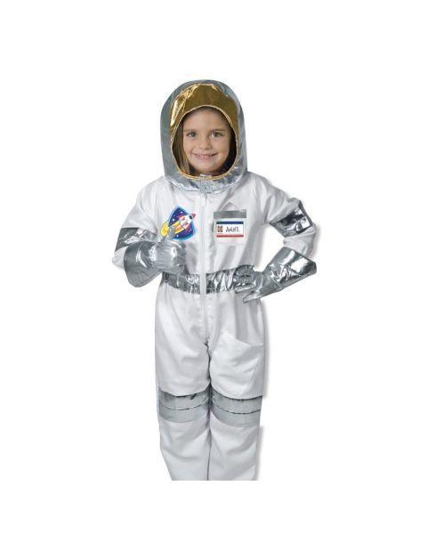 Astronauto kostiumas ir aksesuarai MELISSA & DOUG, 1 vnt. 2