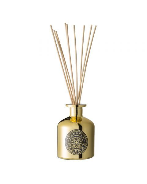 "Namų kvapas CANDELE FIRENZE ""Metalic Gold  Velluto Fragrance"", 200 ml"