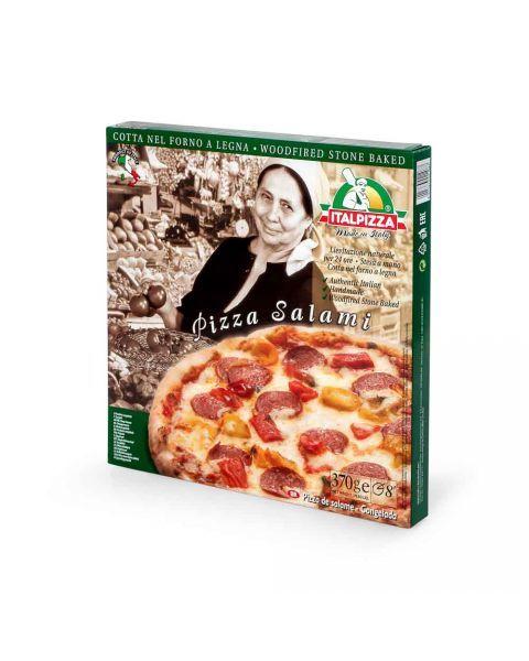 Pica ITALPIZZA Saliami, 370g