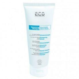 Suteikiantis purumo šampūnas plaukams ECO COSMETICS su liepžiedžiais ir kivi, 200 ml