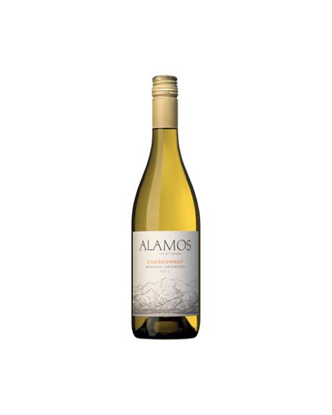 Baltas vynas BODEGA CATENA ZAPATA Alamos Chardonnay Mendoza 13,5%, 750ml