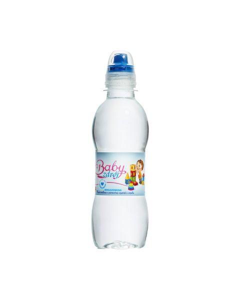 Šaltinio vanduo BABY WATER kūdikiams ir kūdikių maistui gaminti 0,25 L