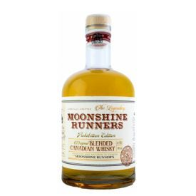 Viskis MOONSHINE RUNNERS Prohibition Edition Blended Canadian 40% 0,7l