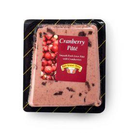 Kiaulienos paštetas su spanguolėmis PATE GRAND - MERE 125g
