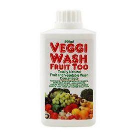 Daržovių ir vaisių ploviklis FOOD SAFE, 500ml