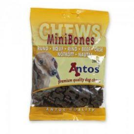 Maži kauliukai su jautiena šunims Mini Bones Beef, 200 g