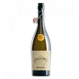 Putojantis vynas Fascino Prosecco Frizante Organic DOC 11%, 0,75l